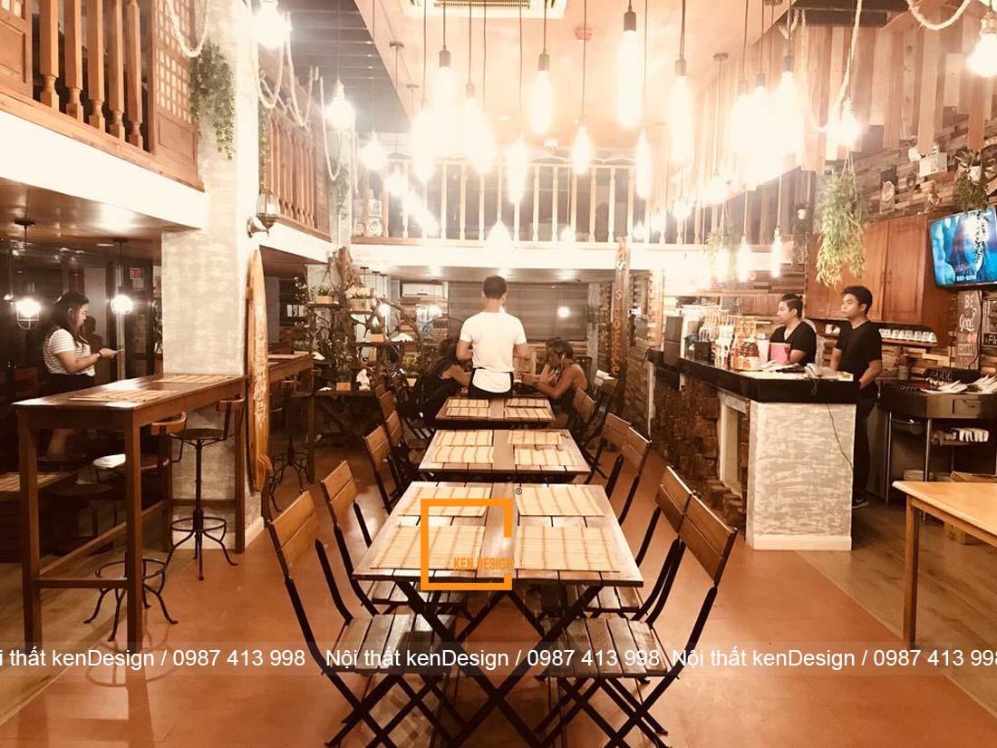 kinh nghiem thiet ke nha hang an uong tai mien bac 2 - Kinh nghiệm thiết kế nhà hàng ăn uống tại miền Bắc