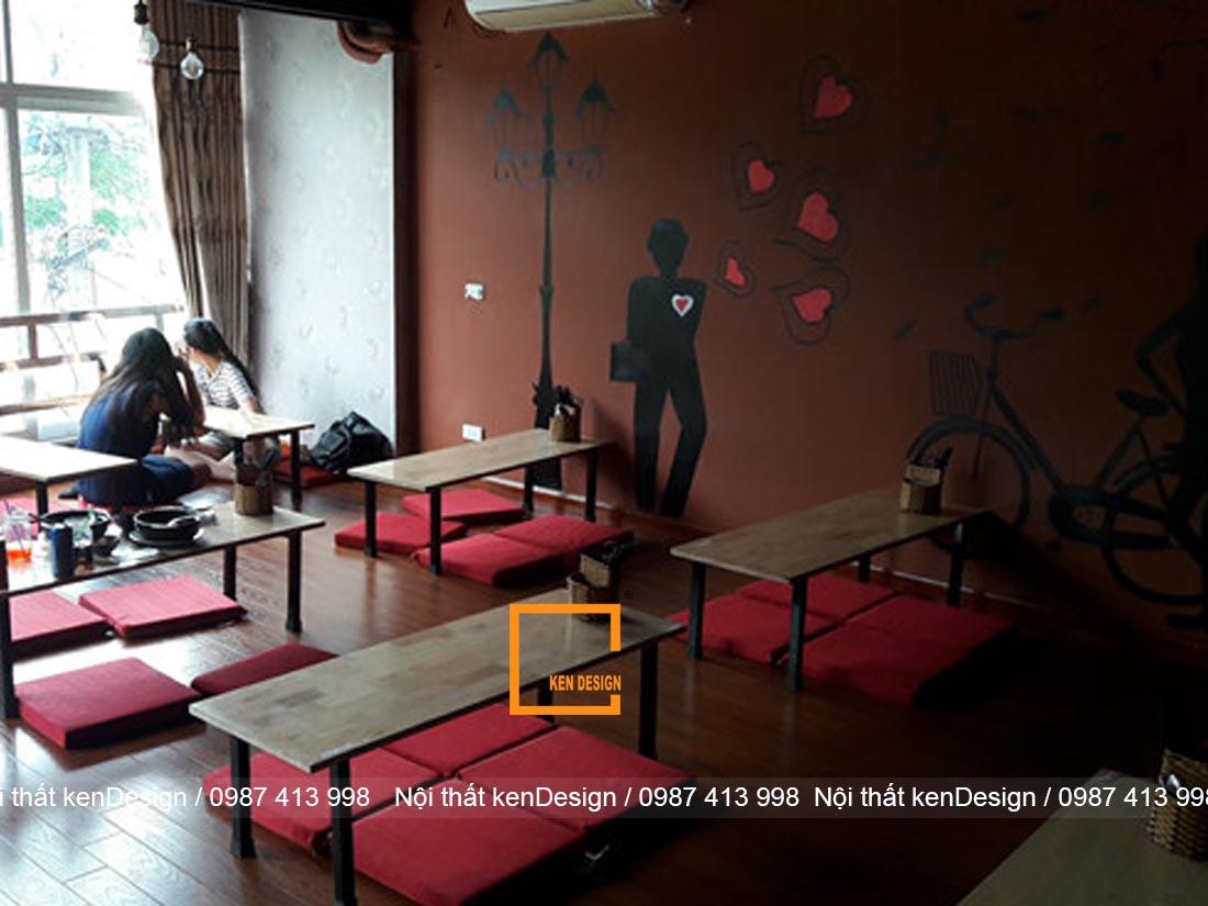 kinh nghiem thiet ke nha hang my cay thu hut khach hang 1 - Kinh nghiệm thiết kế nhà hàng mỳ cay thu hút khách hàng