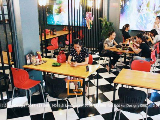 kinh nghiem thiet ke nha hang my cay thu hut khach hang 2 533x400 - Kinh nghiệm thiết kế nhà hàng mỳ cay thu hút khách hàng