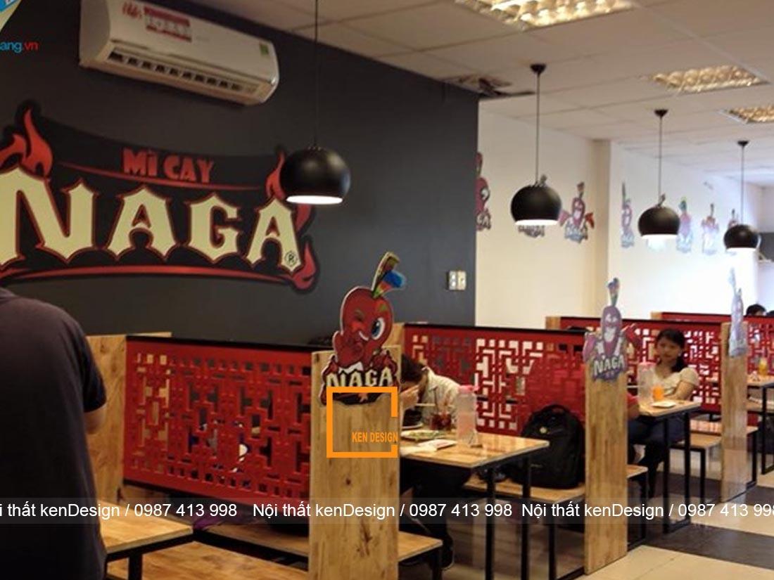 kinh nghiem thiet ke nha hang my cay thu hut khach hang 4 - Kinh nghiệm thiết kế nhà hàng mỳ cay thu hút khách hàng