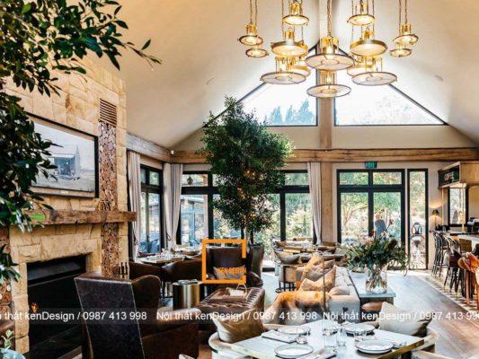 kinh nghiem thiet ke nha hang phong cach rustic 3 533x400 - Kinh nghiệm thiết kế nhà hàng phong cách Rustic