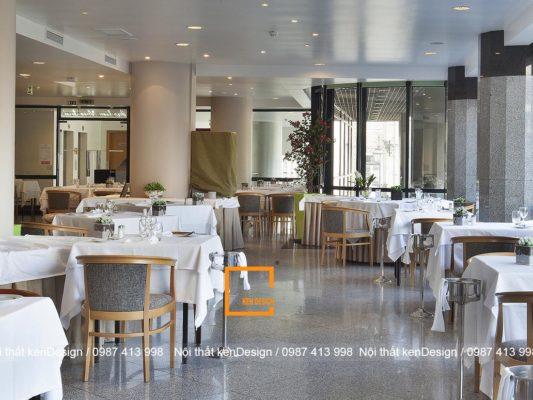 kinh nghiem thiet ke thi cong nha hang khong nen bo lo 2 533x400 - Kinh nghiệm thiết kế thi công nhà hàng không nên bỏ lỡ