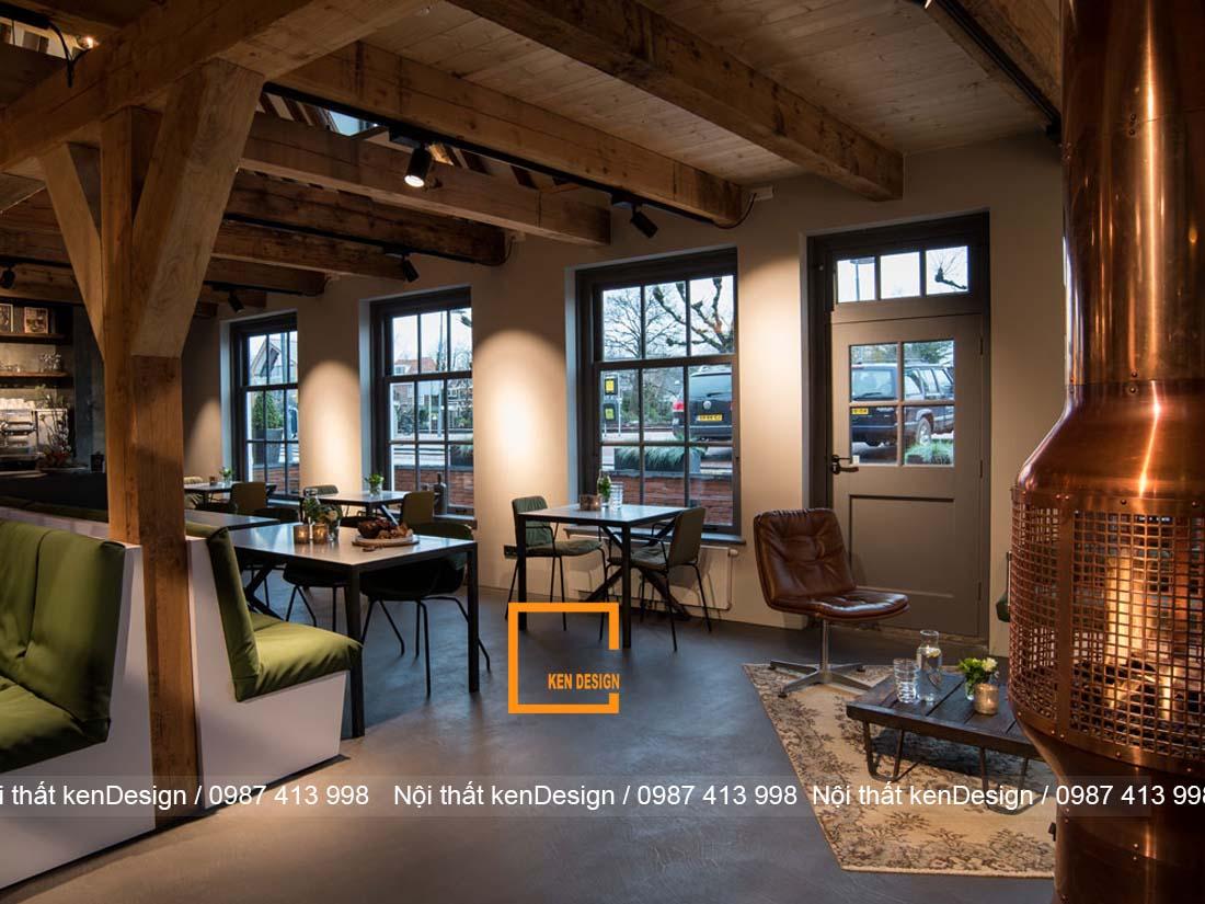 lam sao de thiet ke nha hang phong cach industrial 2 - Làm sao để thiết kế nhà hàng phong cách INDUSTRIAL?