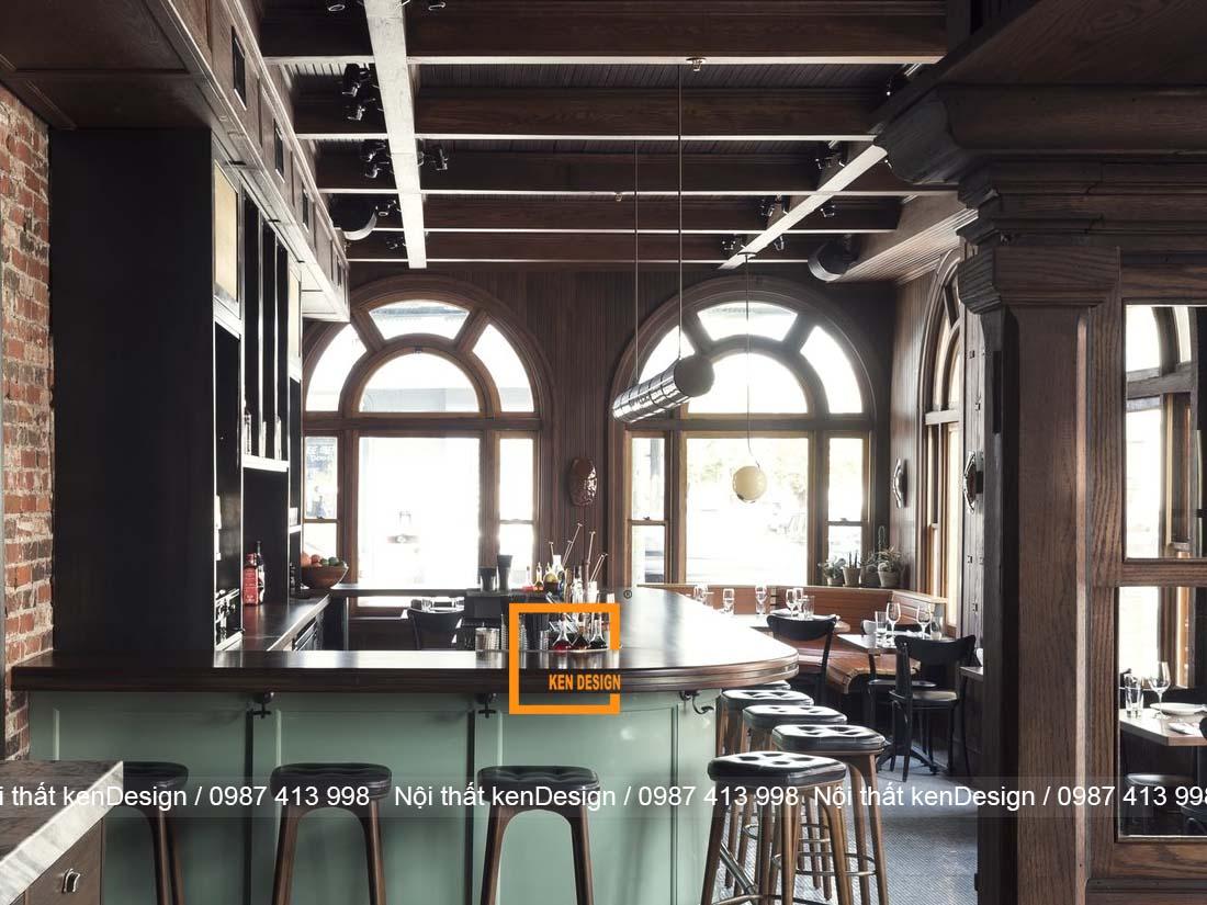 lam sao de thiet ke nha hang phong cach industrial 3 - Làm sao để thiết kế nhà hàng phong cách INDUSTRIAL?