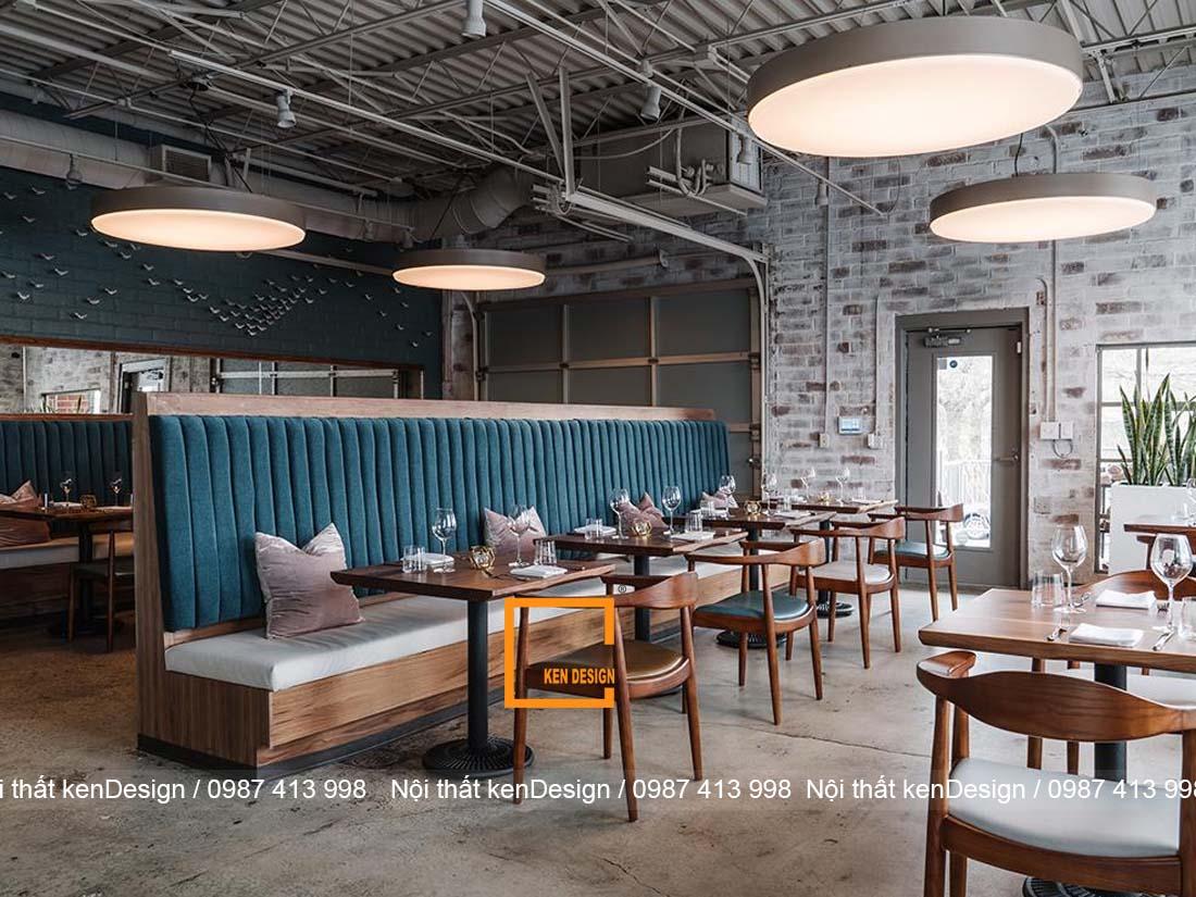 lam sao de thiet ke nha hang phong cach industrial 4 - Làm sao để thiết kế nhà hàng phong cách INDUSTRIAL?