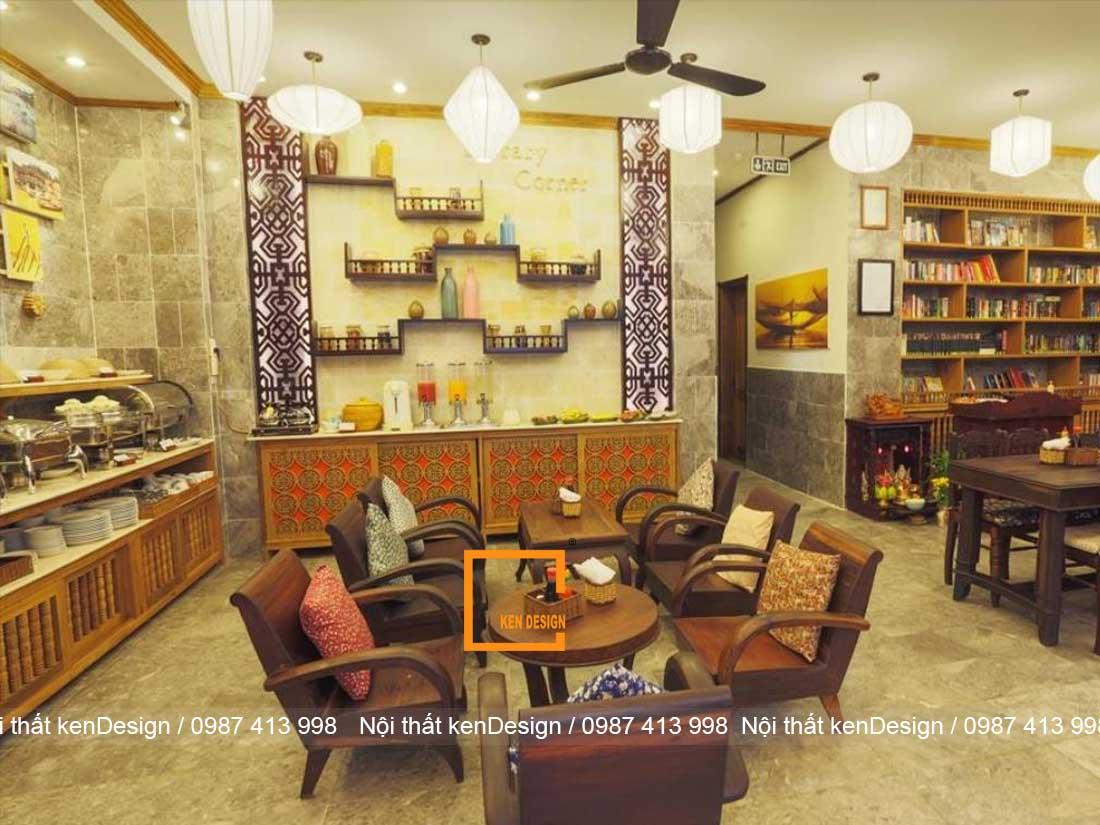 mau thiet ke nha hang tai khach san dep khong nen bo qua 2 - Mẫu thiết kế nhà hàng tại khách sạn đẹp không nên bỏ quả
