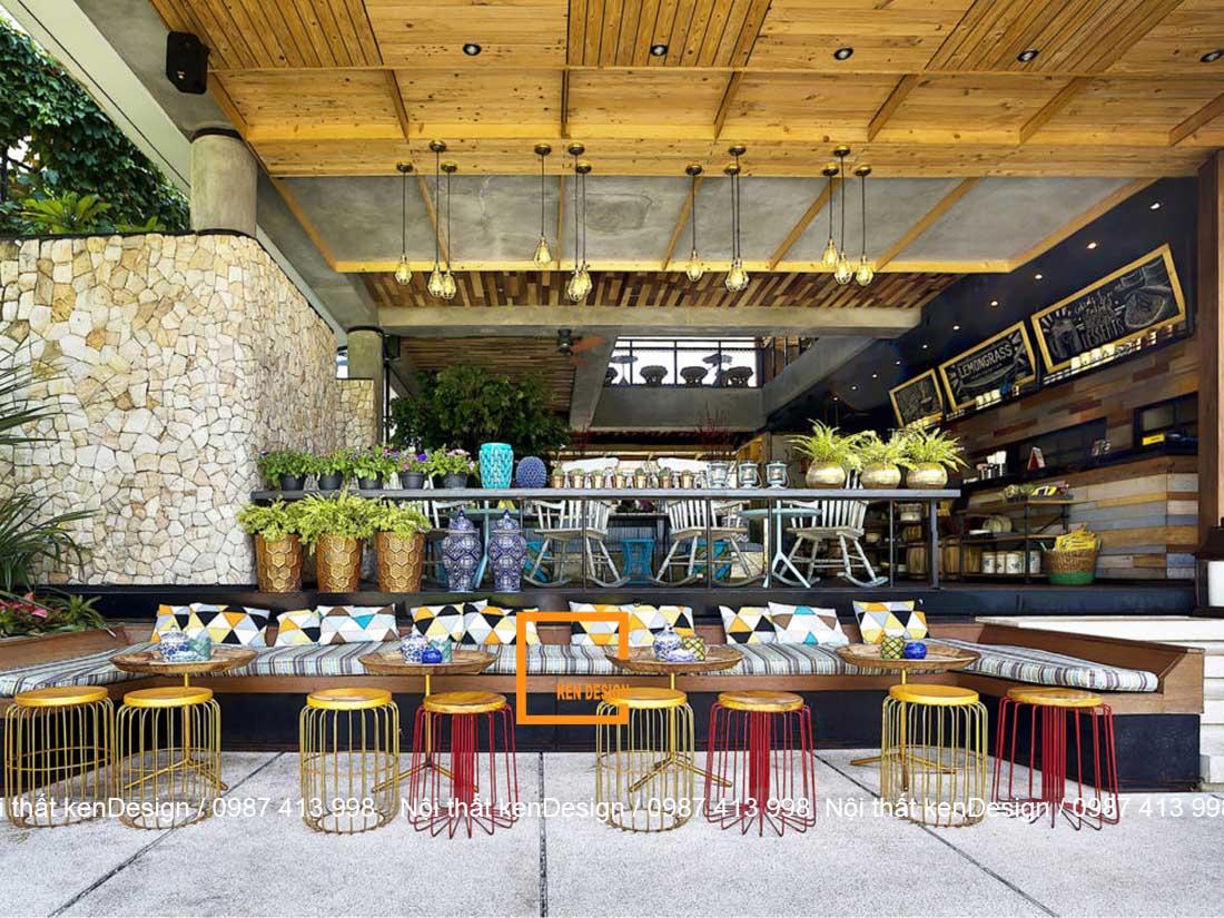 mau thiet ke nha hang tai khach san dep khong nen bo qua 3 - Mẫu thiết kế nhà hàng tại khách sạn đẹp không nên bỏ quả
