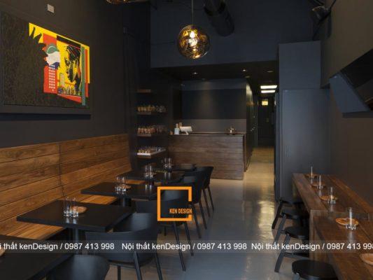 meo hay giup thiet ke nha hang dien tich nho noi bat hon 3 533x400 - Mẹo hay giúp thiết kế nhà hàng diện tích nhỏ nổi bật hơn