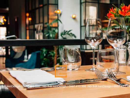 mot so luu y khi thiet ke nha hang tai binh duong 2 533x400 - Một số lưu ý khi thiết kế nhà hàng tại Bình Dương