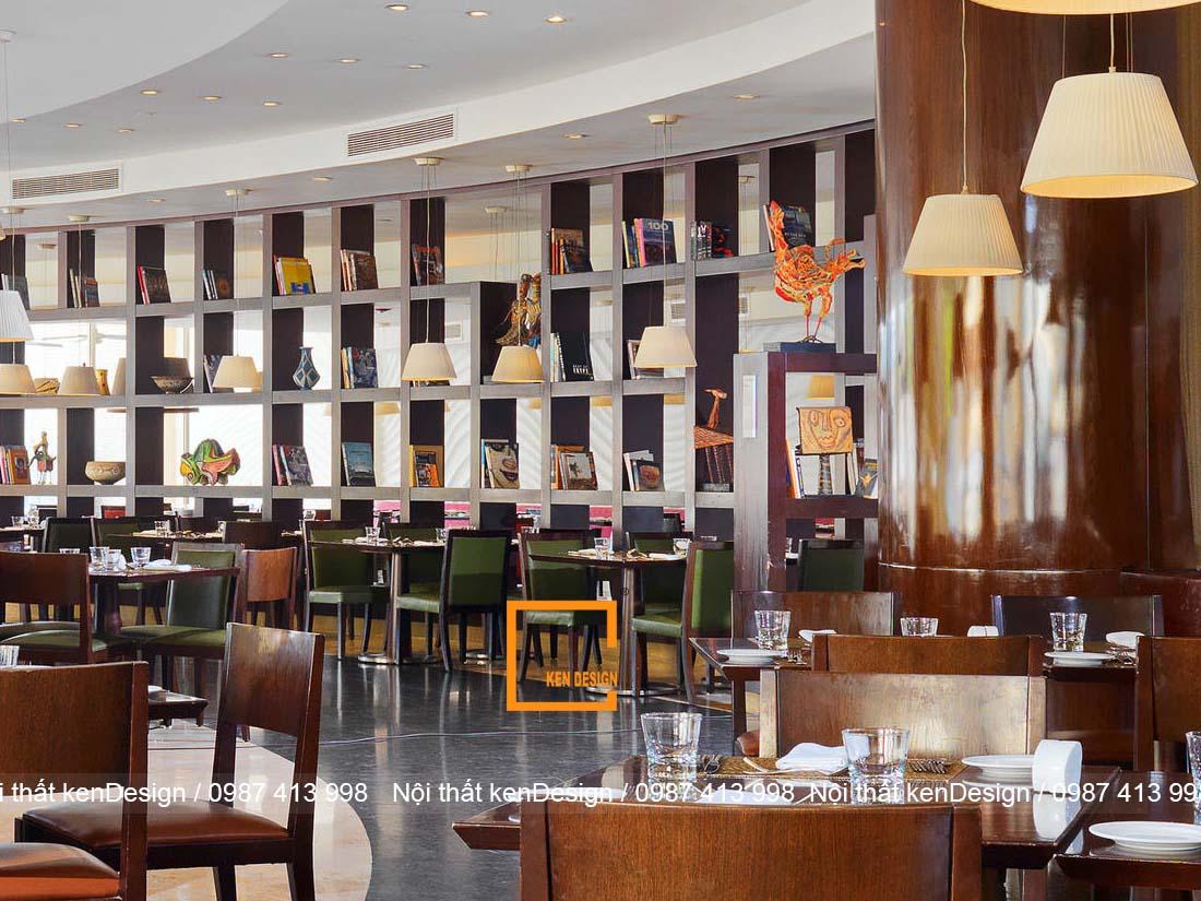 mot vai luu y khi thiet ke nha hang tai nghe an 2 - Một vài lưu ý khi thiết kế nhà hàng tại Nghệ An