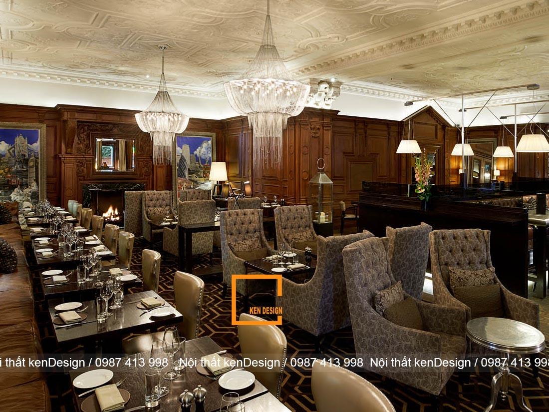 muon thiet ke nha hang nhanh chong can dam bao dieu gi 2 - Muốn thiết kế nhà hàng nhanh chóng, cần đảm bảo điều gì?