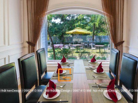 ngam nhin 3 thiet ke nha hang chay dep noi bat tai ha noi 1 533x400 - Ngắm nhìn 3 thiết kế nhà hàng chay đẹp, nổi bật tại Hà Nội