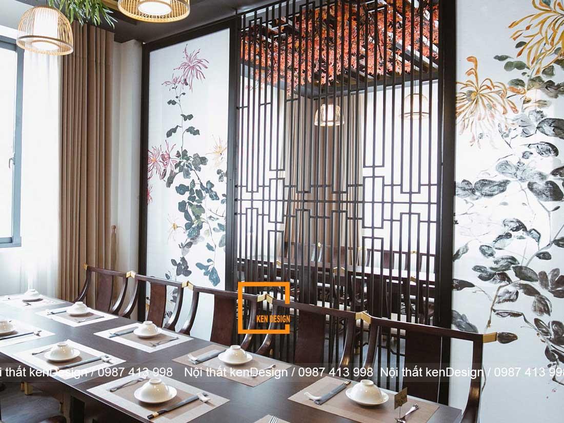 ngam nhin 3 thiet ke nha hang chay dep noi bat tai ha noi 3 - Ngắm nhìn 3 thiết kế nhà hàng chay đẹp, nổi bật tại Hà Nội