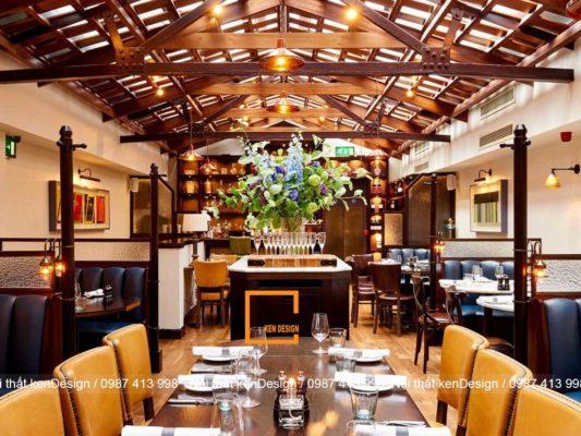 """nhung xu huong thi cong nha hang hut khach nhat hien nay 4 533x400 - Những xu hướng thi công nhà hàng """"hút' khách nhất hiện nay"""