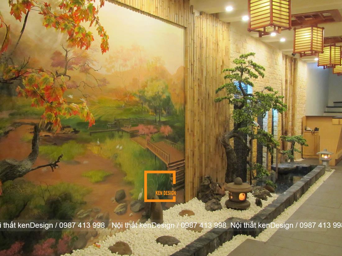 sai lam co ban trong thiet ke nha hang nhat ban 1 - Sai lầm cơ bản trong thiết kế nhà hàng Nhật Bản