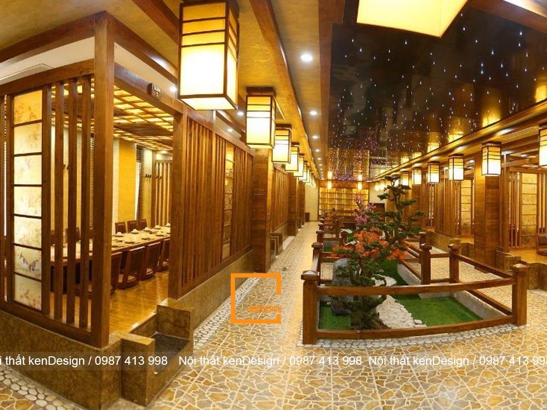 sai lam co ban trong thiet ke nha hang nhat ban 3 - Sai lầm cơ bản trong thiết kế nhà hàng Nhật Bản