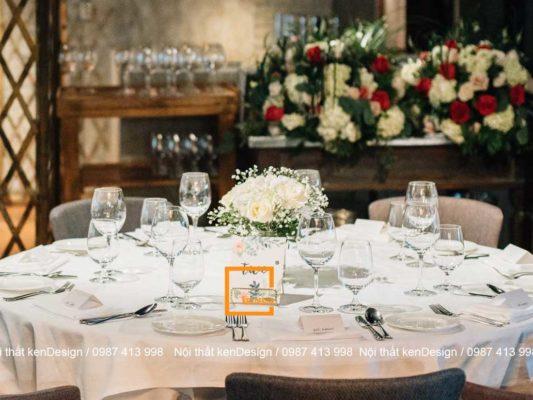 the nao la mot thiet ke nha hang tiec cuoi dep 3 533x400 - Thế nào là một thiết kế nhà hàng tiệc cưới đẹp?