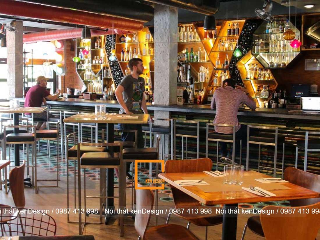 thi cong kien truc nha hang chiu anh huong cua cac yeu to nao 2 - Thi công kiến trúc nhà hàng chịu ảnh hưởng của các yếu tố nào?