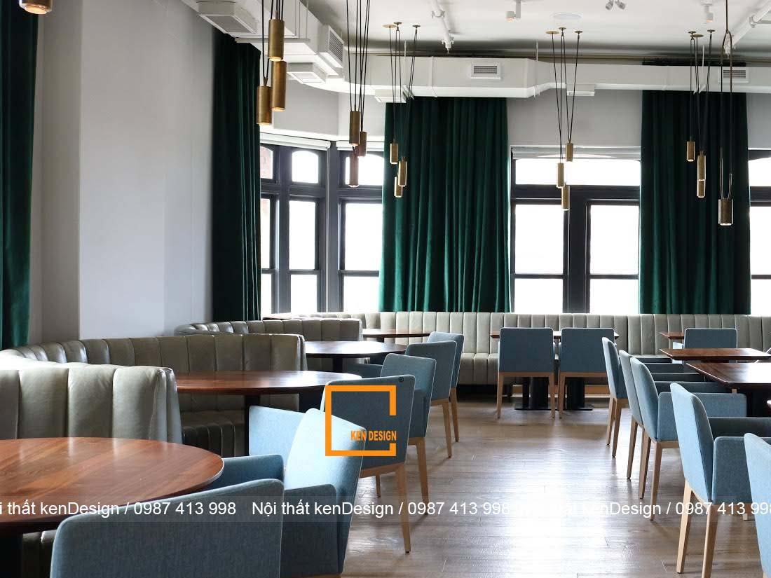 thi cong kien truc nha hang chiu anh huong cua cac yeu to nao 3 - Thi công kiến trúc nhà hàng chịu ảnh hưởng của các yếu tố nào?