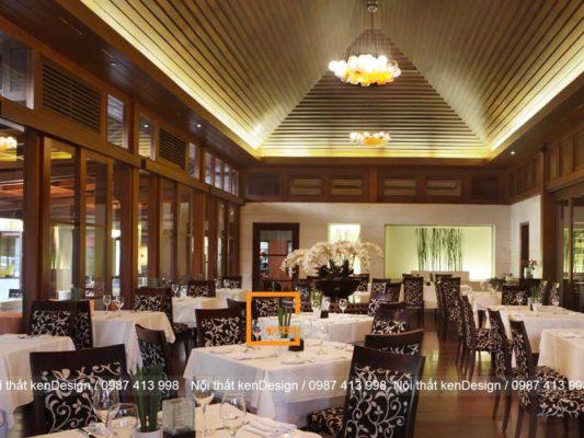 thi cong kien truc nha hang chiu anh huong cua cac yeu to nao 4 533x400 - Thi công kiến trúc nhà hàng chịu ảnh hưởng của các yếu tố nào?