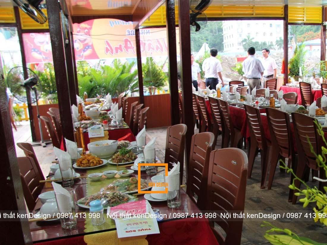 tip thiet ke nha hang binh dan tro nen thu hut 2 - Tip thiết kế nhà hàng bình dân trở nên thu hút