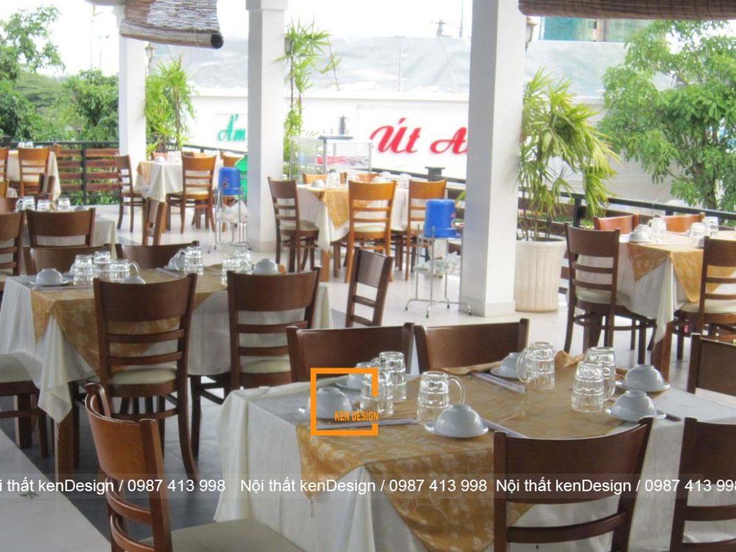 tip thiet ke nha hang binh dan tro nen thu hut 3 1067x800 - Tip thiết kế nhà hàng bình dân trở nên thu hút
