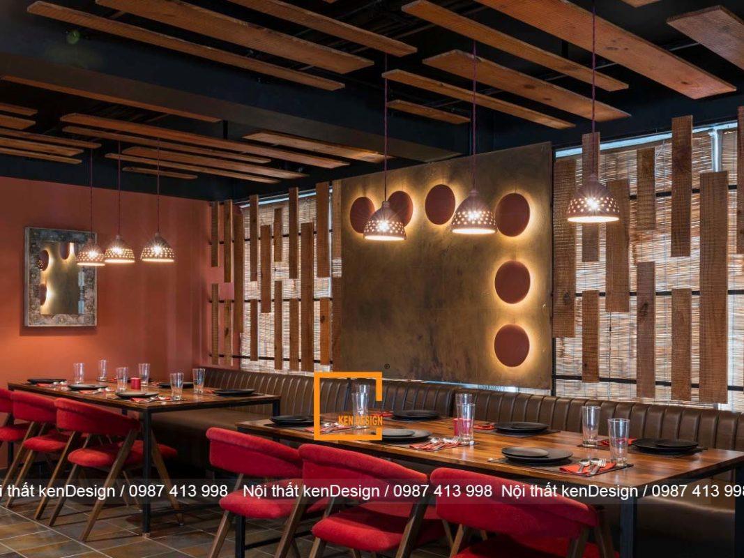 vai tro cua don vi thite ke nha hang chuyen nghiep 1 1067x800 - Vai trò của đơn vị thiết kế nhà hàng chuyên nghiệp