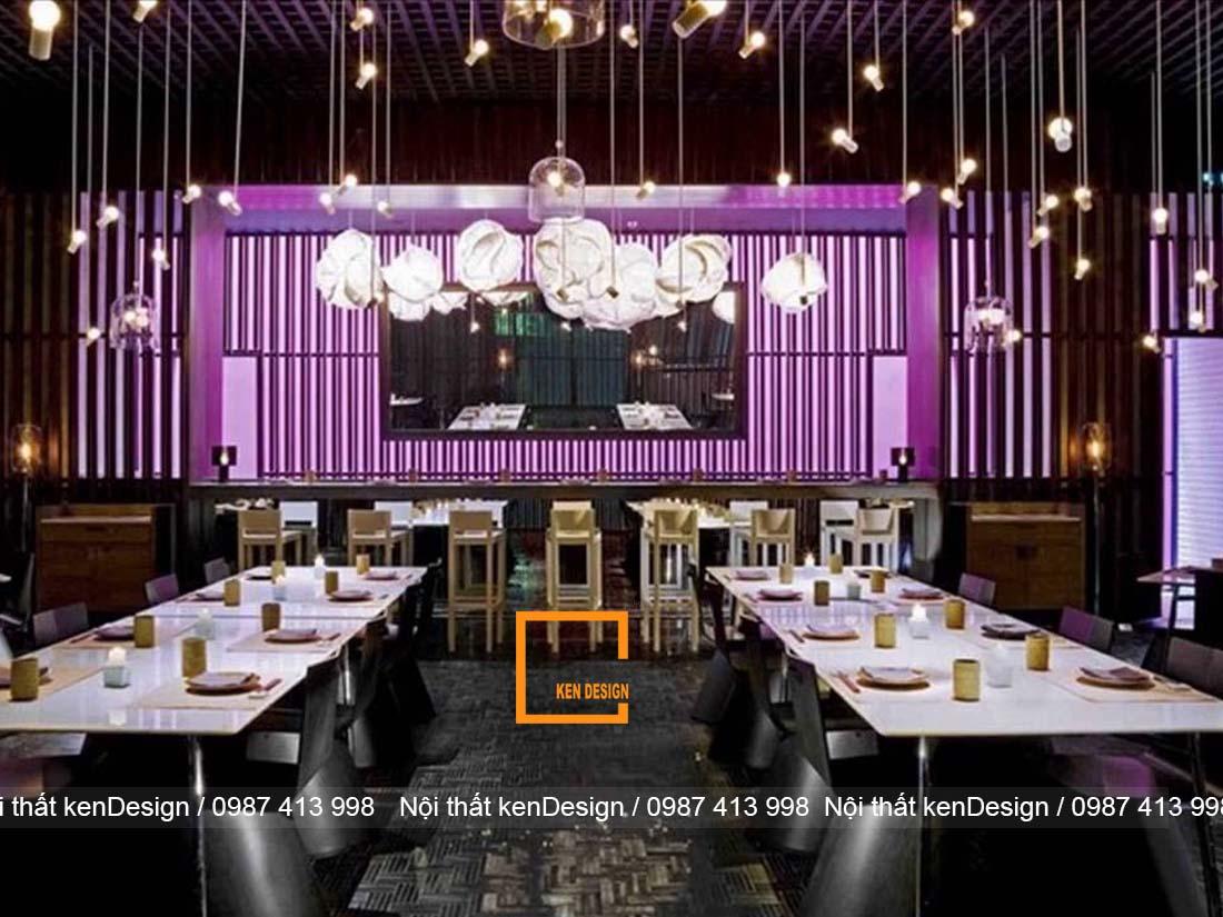 vai tro cua don vi thite ke nha hang chuyen nghiep 2 - Vai trò của đơn vị thiết kế nhà hàng chuyên nghiệp