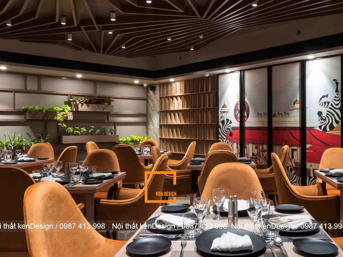 vai tro cua don vi thite ke nha hang chuyen nghiep 3 - Vai trò của đơn vị thiết kế nhà hàng chuyên nghiệp