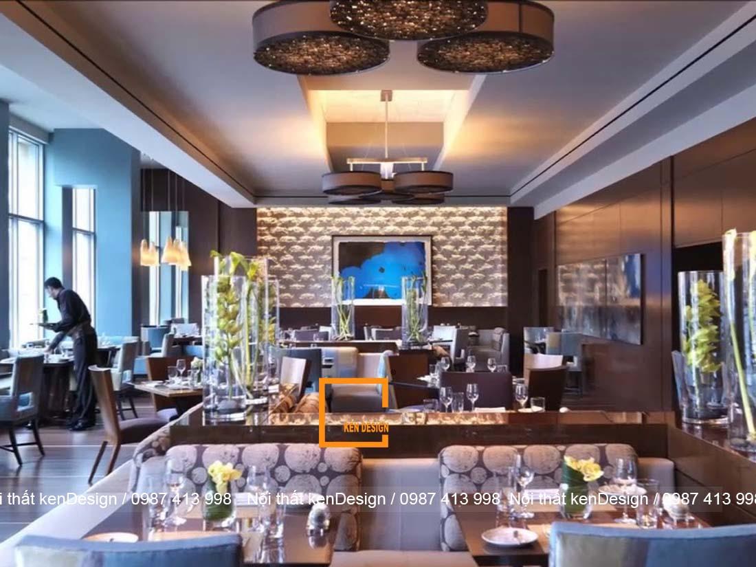vai tro cua don vi thite ke nha hang chuyen nghiep 4 - Vai trò của đơn vị thiết kế nhà hàng chuyên nghiệp