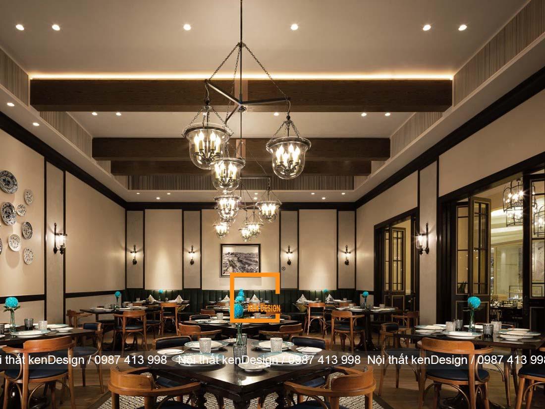 bao gia thiet ke hang tron goi chuyen nghiep 1 - Báo giá thiết kế nhà hàng trọn gói, chuyên nghiệp