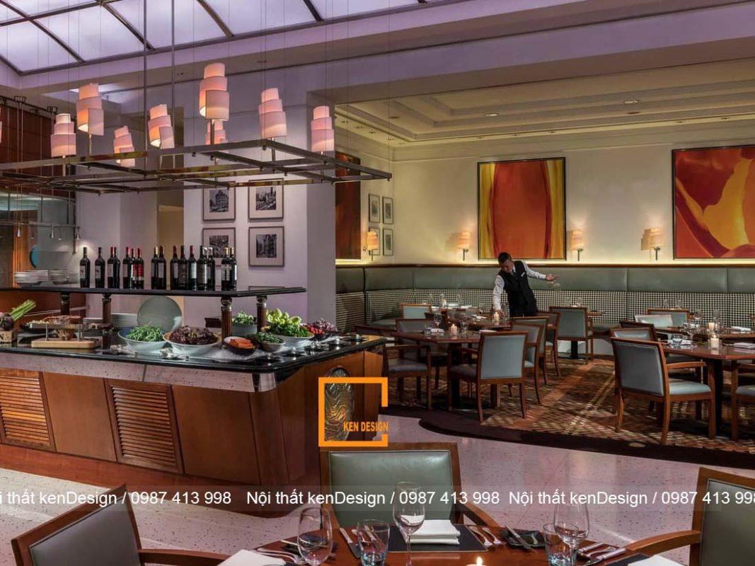 bao gia thiet ke hang tron goi chuyen nghiep 4 1067x800 - Báo giá thiết kế nhà hàng trọn gói, chuyên nghiệp