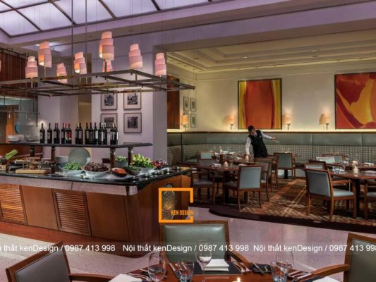 bao gia thiet ke hang tron goi chuyen nghiep 4 533x400 - Báo giá thiết kế nhà hàng trọn gói, chuyên nghiệp