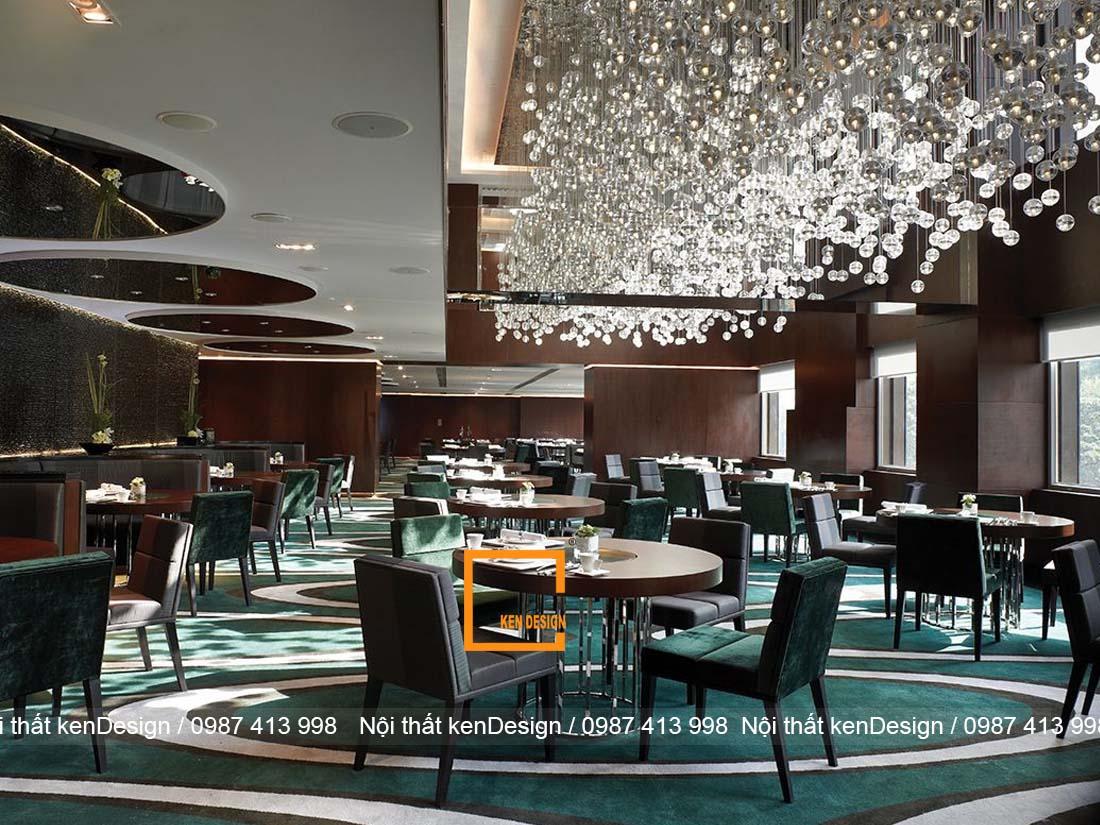 bi quyet cho mot thiet ke nha hang cao cap 3 - Bí quyết cho một thiết kế nhà hàng cao cấp