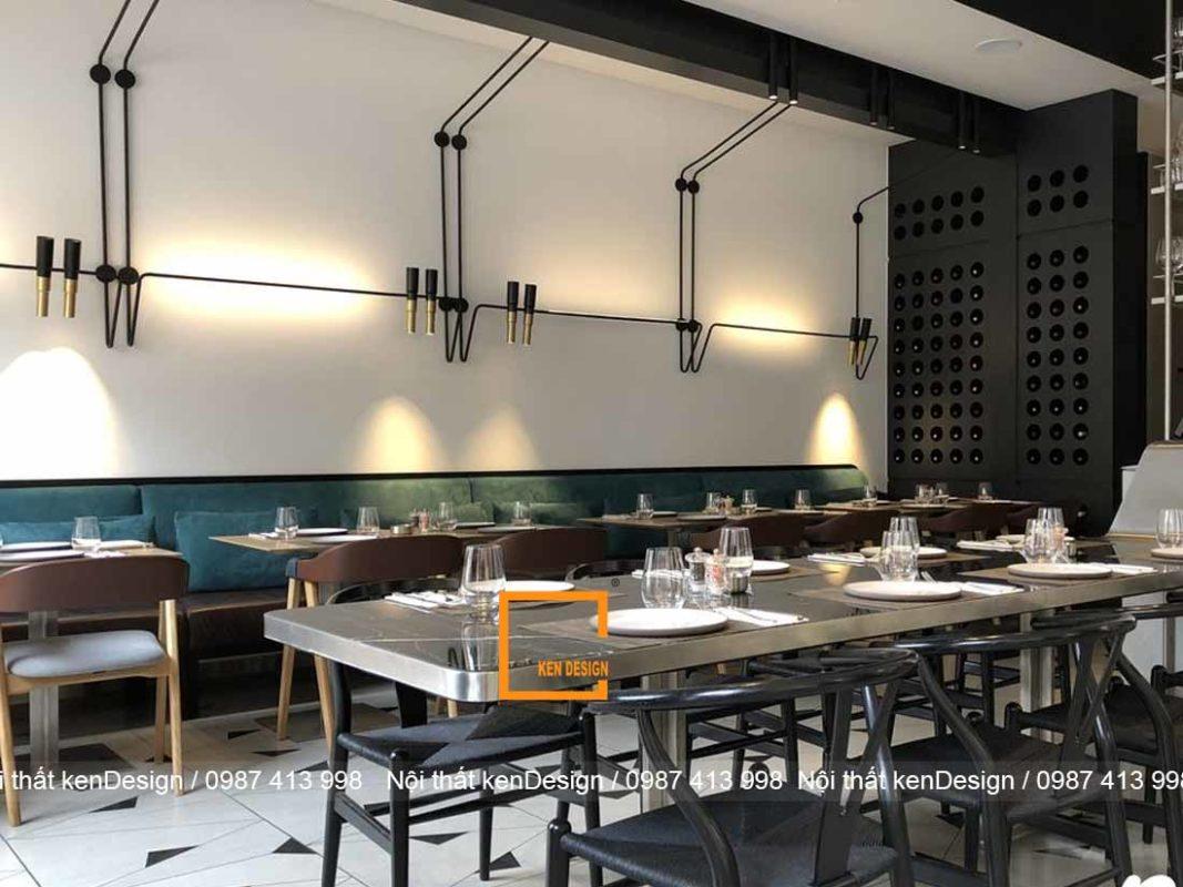 bi quyet thiet ke nha hang tai binh duong tiet kiem 3 1067x800 - Bí quyết thiết kế nhà hàng tại Bình Dương tiết kiệm