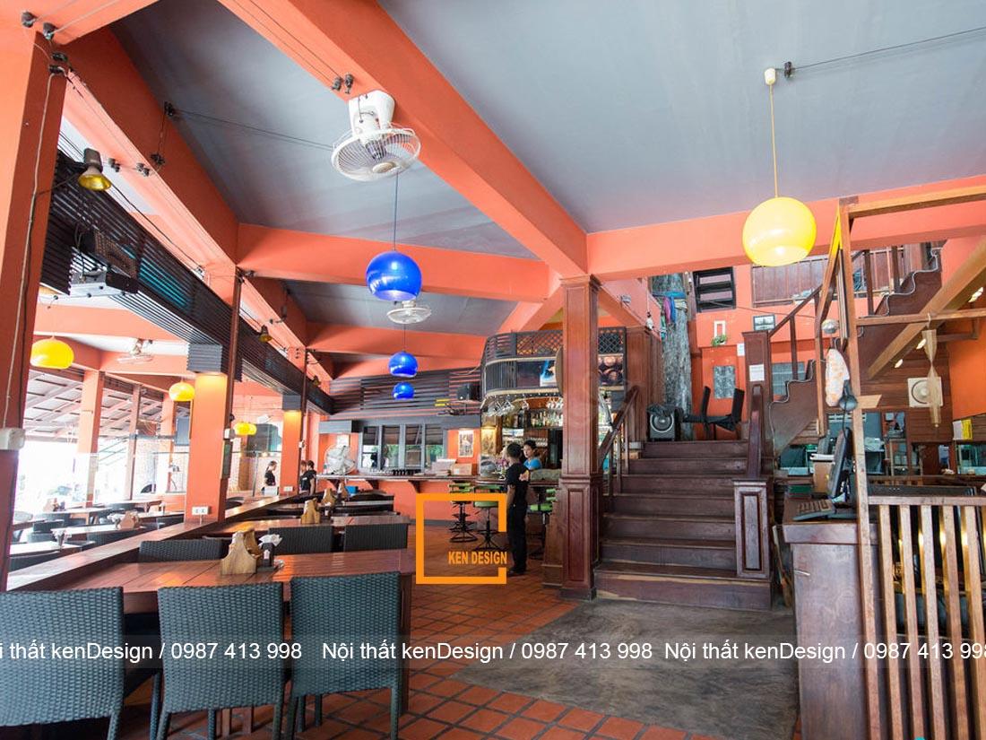 bi quyet thiet ke nha hang tai nghe an re dep 1 - Bí quyết thiết kế nhà hàng tại Nghệ An rẻ đẹp