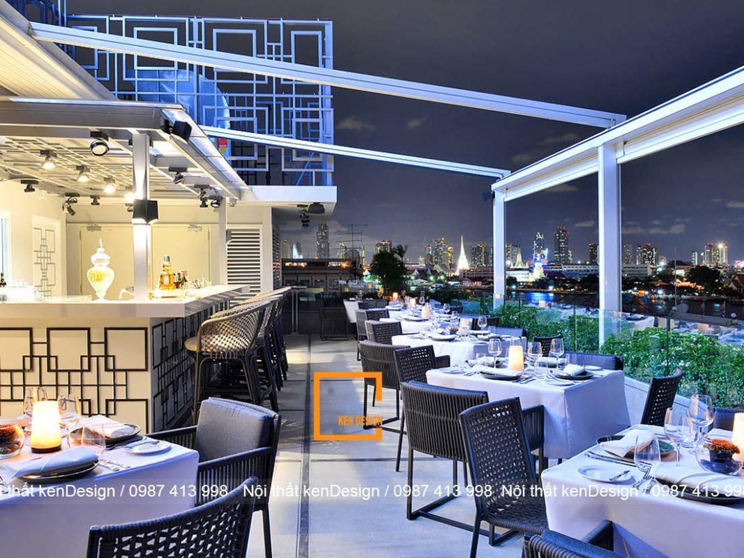 bi quyet thiet ke nha hang tai nghe an re dep 2 1067x800 - Bí quyết thiết kế nhà hàng tại Nghệ An rẻ đẹp