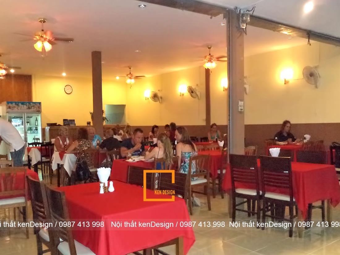 bi quyet thiet ke nha hang tai nghe an re dep 4 - Bí quyết thiết kế nhà hàng tại Nghệ An rẻ đẹp