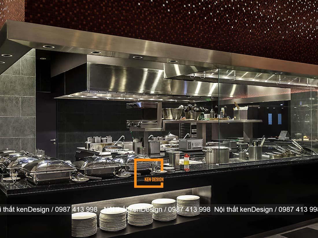 cach sap xep thiet bi nha hang trong khong gian bep dung chuan 1 - Cách sắp xếp thiết bị nhà hàng trong không gian bếp đúng chuẩn