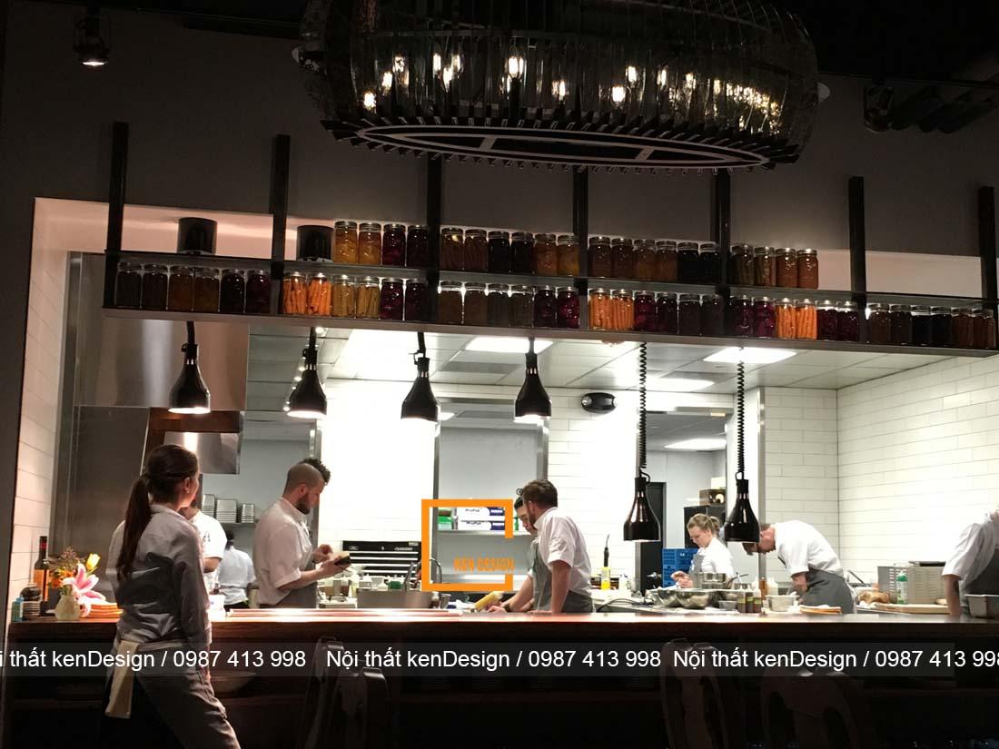 cach sap xep thiet bi nha hang trong khong gian bep dung chuan 2 - Cách sắp xếp thiết bị nhà hàng trong không gian bếp đúng chuẩn