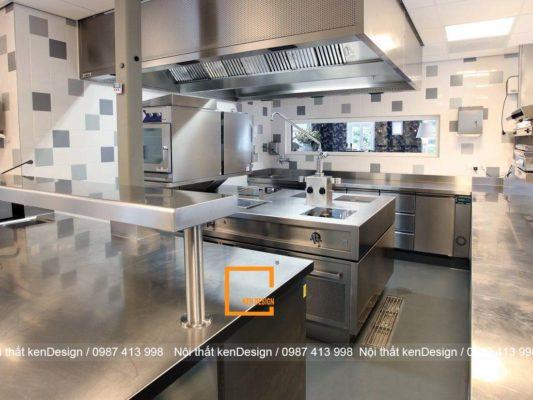 cach sap xep thiet bi nha hang trong khong gian bep dung chuan 3 533x400 - Cách sắp xếp thiết bị nhà hàng trong không gian bếp đúng chuẩn