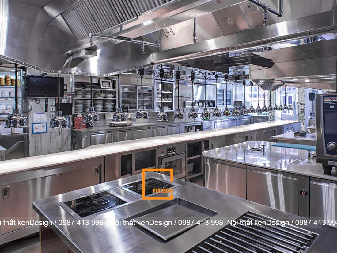 cach sap xep thiet bi nha hang trong khong gian bep dung chuan 4 - Cách sắp xếp thiết bị nhà hàng trong không gian bếp đúng chuẩn