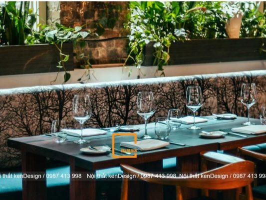 cach thiet ke he thong nha hang dep ban nen biet 1 533x400 - Cách thiết kế hệ thống nhà hàng đẹp bạn nên biết