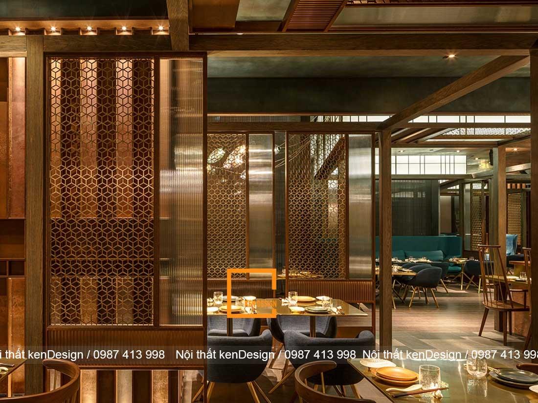 cach thiet ke kien truc nha hang giup dam bao cong nang 1 - Cách thiết kế kiến trúc nhà hàng giúp đảm bảo công năng