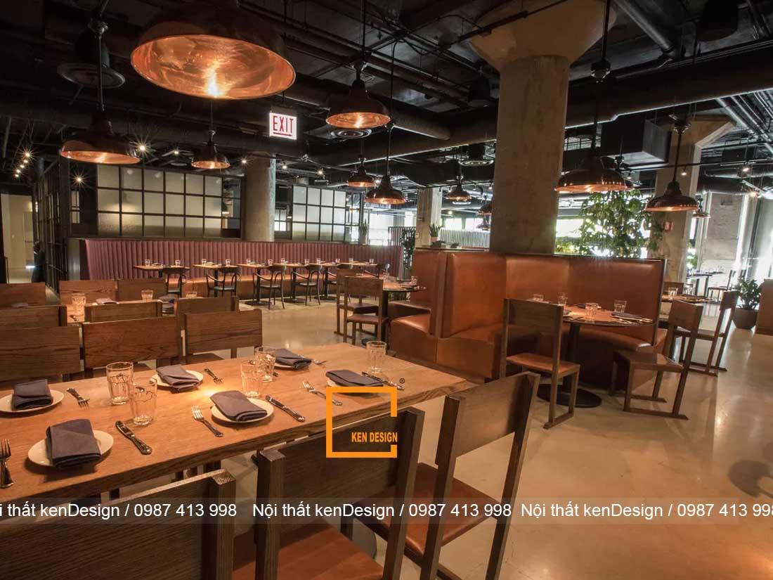 cach thiet ke kien truc nha hang giup dam bao cong nang 3 - Cách thiết kế kiến trúc nhà hàng giúp đảm bảo công năng