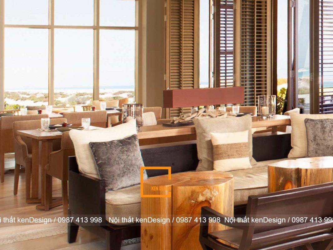 cach thiet ke nha hang chuyen nghiep dam bao cong nang 1 1067x800 - Cách hiết kế nhà hàng chuyên nghiệp, đảm bảo công năng