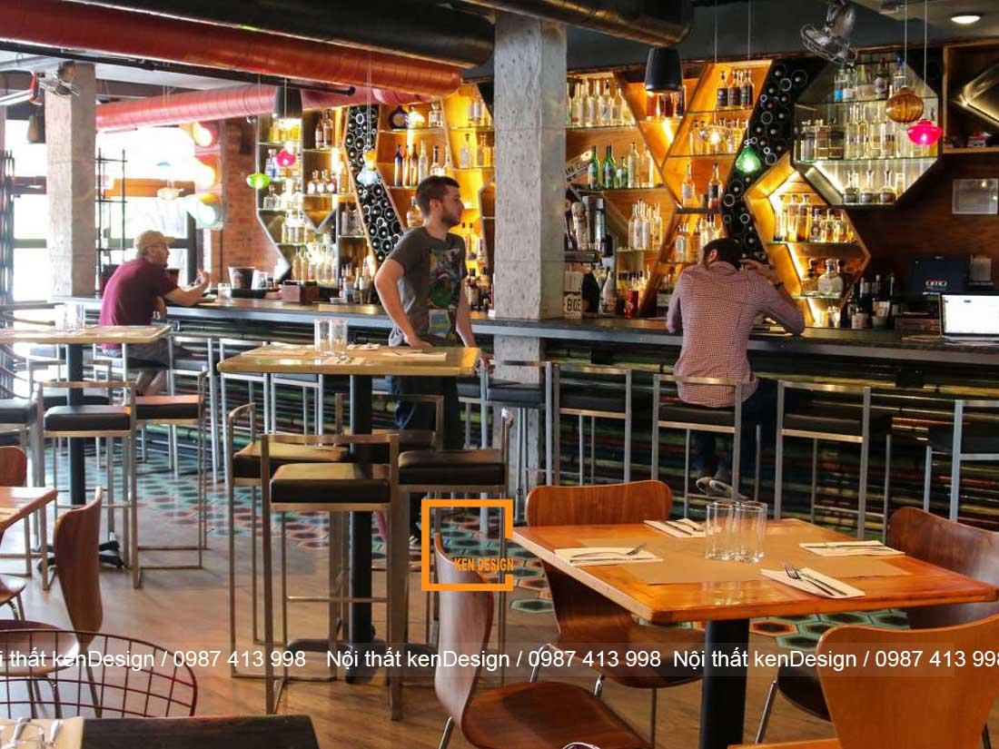 cach thiet ke nha hang chuyen nghiep dam bao cong nang 2 - Cách hiết kế nhà hàng chuyên nghiệp, đảm bảo công năng