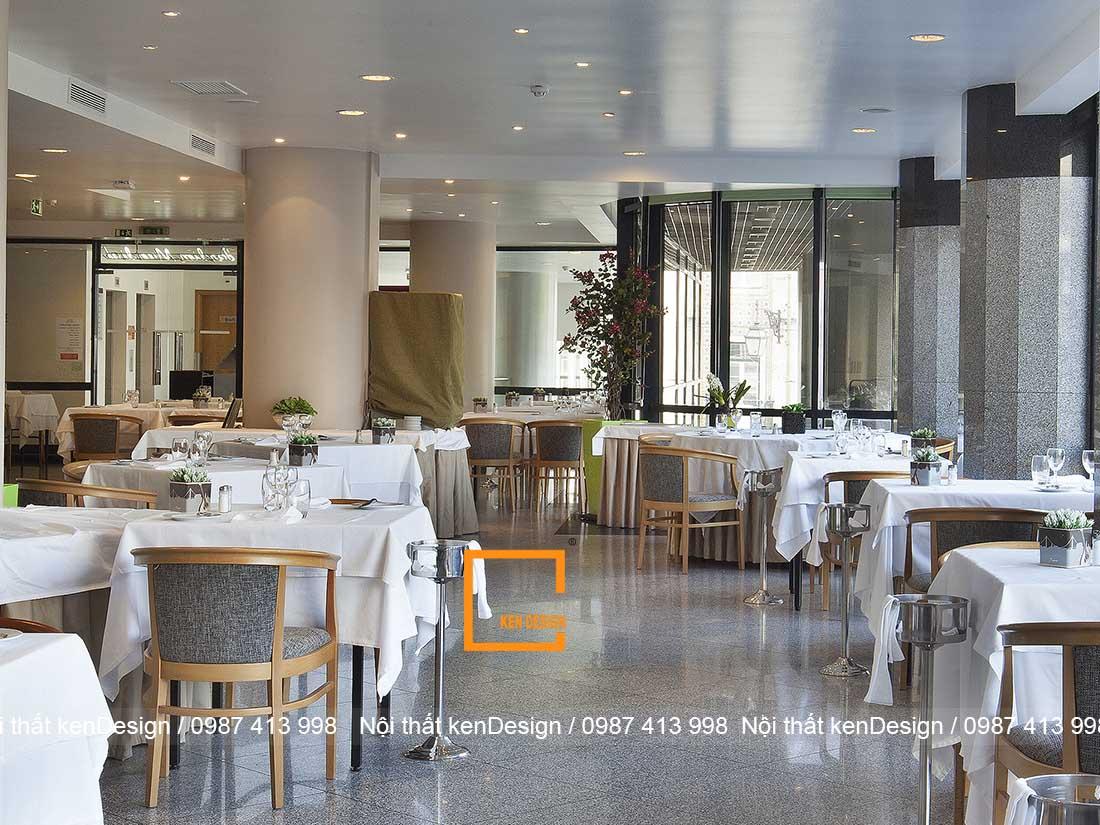 cach thiet ke nha hang chuyen nghiep dam bao cong nang 3 - Cách hiết kế nhà hàng chuyên nghiệp, đảm bảo công năng