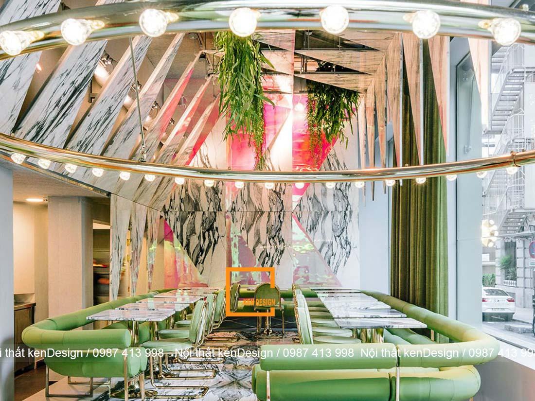 cach thiet ke nha hang dep khong nen bo lo 2 - Cách thiết kế nhà hàng đẹp không nên bỏ lỡ