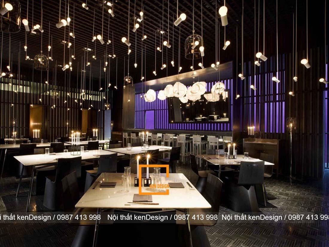 cach thiet ke nha hang dep khong nen bo lo 4 - Cách thiết kế nhà hàng đẹp không nên bỏ lỡ